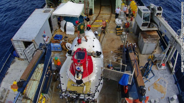 For scientists to truly examine ocean trenches such as Challenger Deep we need to develop increasingly autonomous deep-sea vehicles that return with useful samples of life below. According to German, the resultant knowledge could help us cope with global challenges such as climate change, resource depletion and pollution.