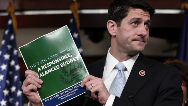 House passes Ryan budget