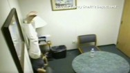 Jodi Arias does handstand in 2008 video