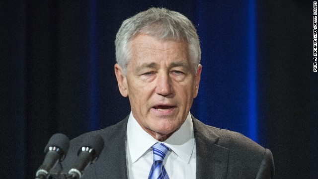 Defense Secretary Chuck Hagel says the changes will ensure the