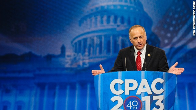 Rep. Steve King defends immigration comments amid outrage