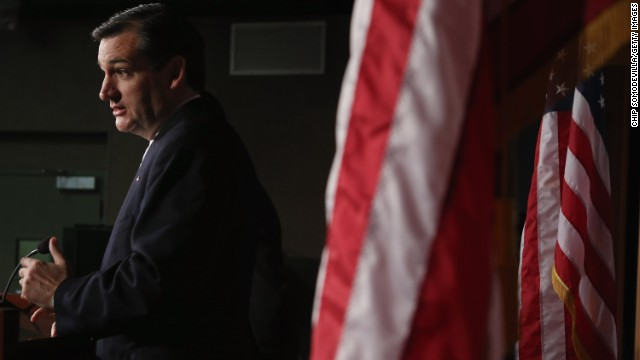 Cruz takes spotlight in immigration debate