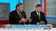 House intel. leaders warn of cyberattacks