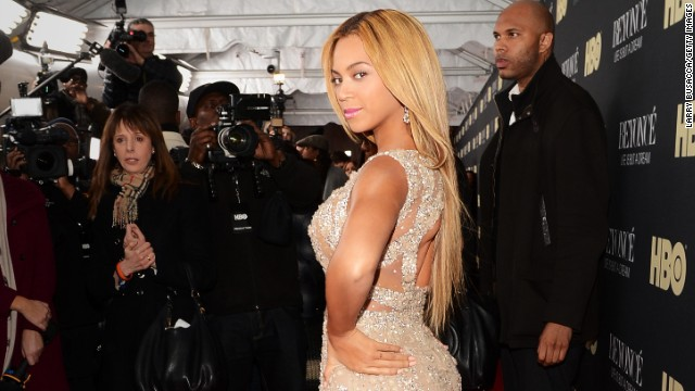 Beyonce 'runs' it on 'Grown Woman' leak