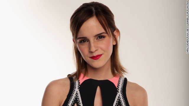 Overheard: Emma Watson on '50 Shades' rumors