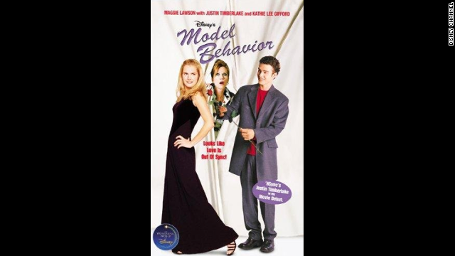 "Timberlake stars alongside Maggie Lawson and Kathie Lee Gifford in Disney's 2000 TV movie ""Model Behavior."""