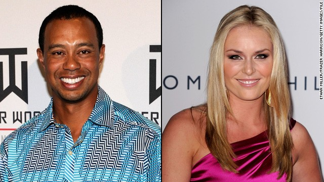 Tiger Woods confirms he's dating Lindsey Vonn