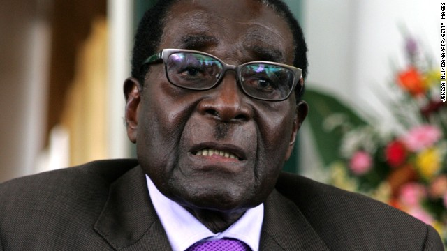 Is Mugabe a classic strong man?