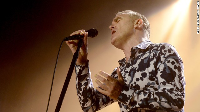 Morrissey cancels remainder of tour