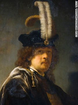 The re-attribution of the work, by Rembrandt scholar Ernst van de Wetering, means it is now worth more than $30 million -- but the National Trust cannot sell it.