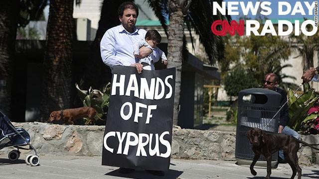 CNN Radio News Day: March 18, 2013