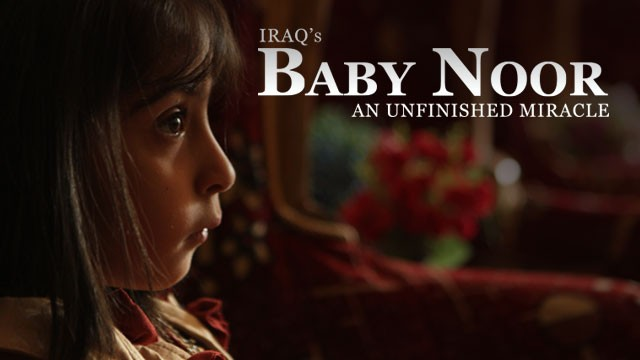 U.S. soldiers and doctors saved Baby Noor's life at the height of the war. Seven years later, how is she faring?