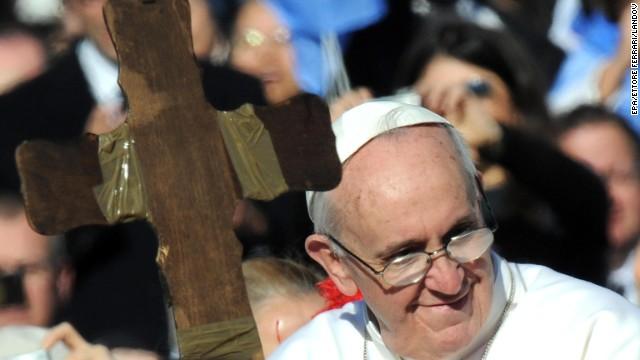 El papa Francisco celebrará la misa del Jueves Santo en una cárcel