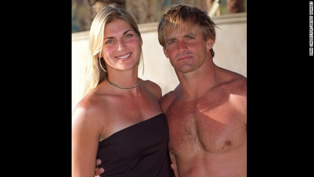 Pro surfer Laird Hamilton and pro volleyball player wife Gabrielle Reece have been married since 1997 and have two daughters, according to People. The pair have a workout site so everyone can strive to look as good as they do.
