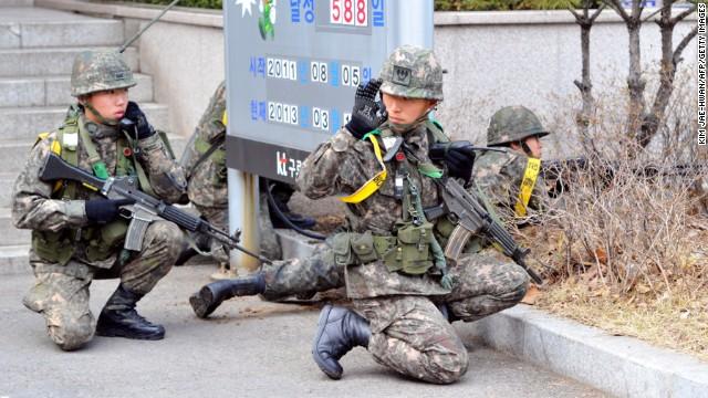 Corea advierte a los diplomáticos de que no puede garantizar su seguridad