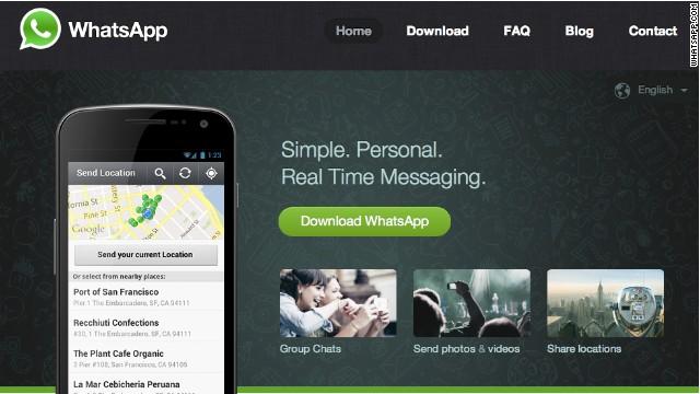 WhatsApp cobrará una cuota anual a los usuarios de iPhone