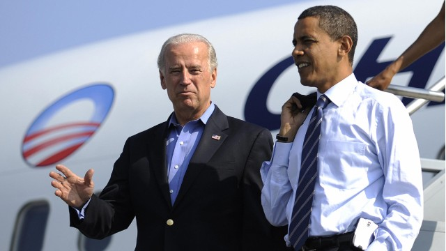 Coming and going: Obama and Biden to be out of country simultaneously