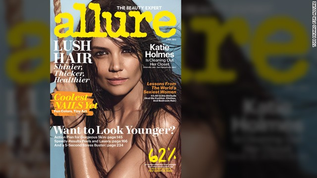 Katie Holmes is 'open' to a lot of things
