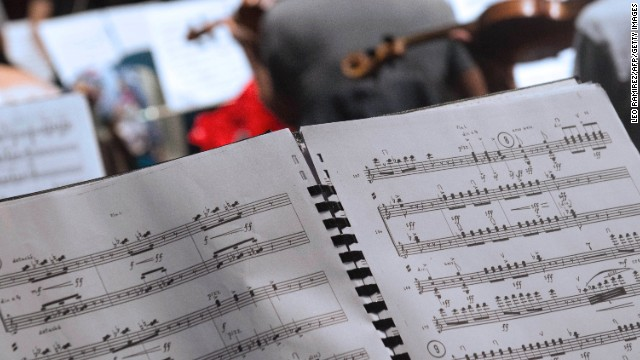 My View: Everything I need to know, I learned in music class