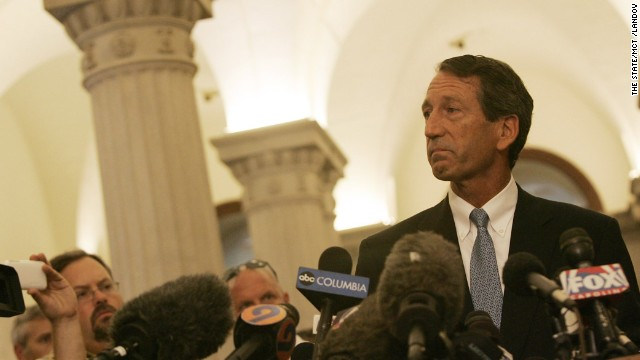 South Carolina Dems got the wrong Sanford