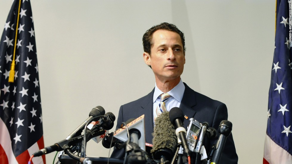 "Former Rep. Anthony Weiner, D-New York, resigned from Congress in 2011 after being embroiled for weeks in a sex scandal linked to his lewd online exchanges with women. Weiner recently announced that he will run for mayor of New York City. ""I hope I get a second chance to work for you,"" he said in <a href='http://www.cnn.com/2013/05/22/politics/anthony-weiner-mayoral-campaign/index.html' target='_blank'>a video announcing his campaign</a>. Despite taking knocks from the press, the voters and, in some cases, the law, other politicians have pursued redemption in their public image or, in some cases, a return to office."