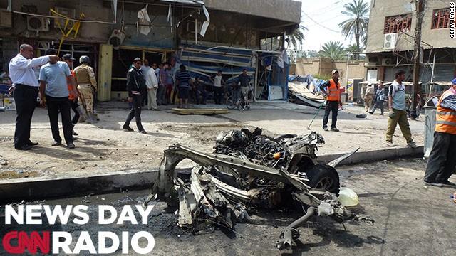 CNN Radio News Day: March 19, 2013
