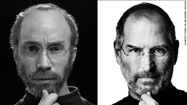 Funny or Die plans to release a spoof Steve Jobs biopic starring former