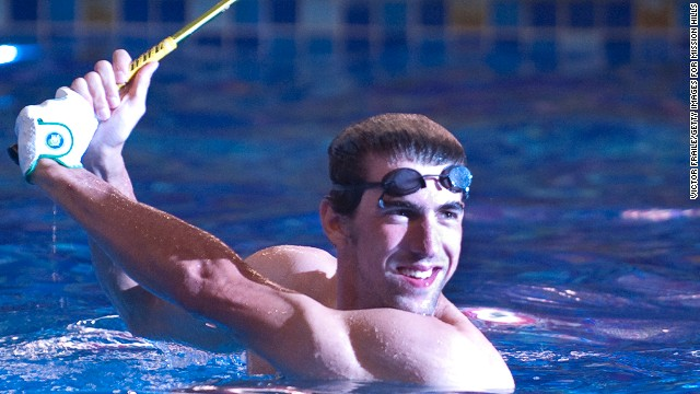 Michael Phelps Is The 39 Baltimore Bullet 39 Set For A Return