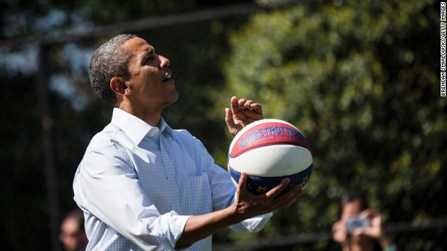 Obama's final four revealed