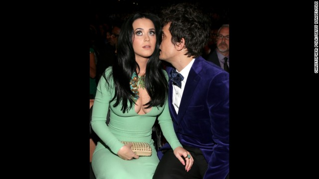 Katy Perry, John Mayer split up ... again