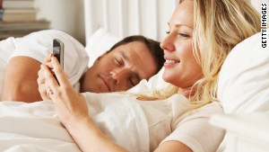 Phones, tablets becoming more popular in the bedroom than TV