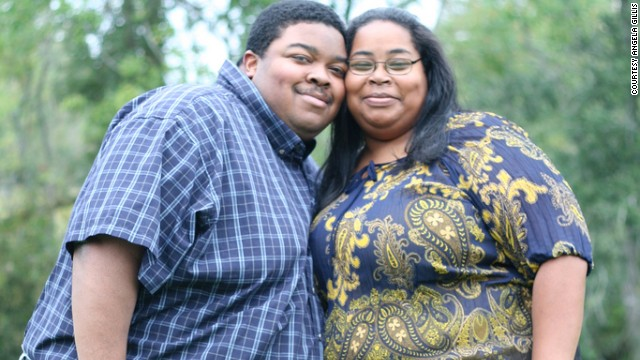 Couple loses 500 pounds in two years
