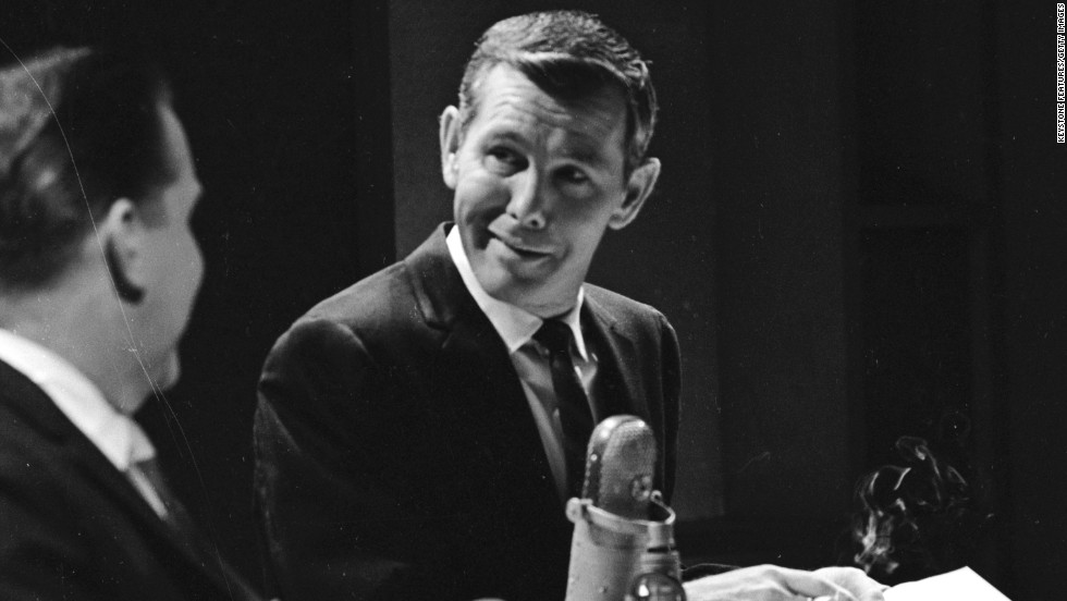 "Johnny Carson's 30 years as a host of ""The Tonight Show"" made him a talk show icon. Carson, who hosted from 1962 to 1992, set the standard for late night show formats and style. Pictured, Carson speaks to a guest, 1964. Here's a look at the other ""Tonight Show"" hosts."