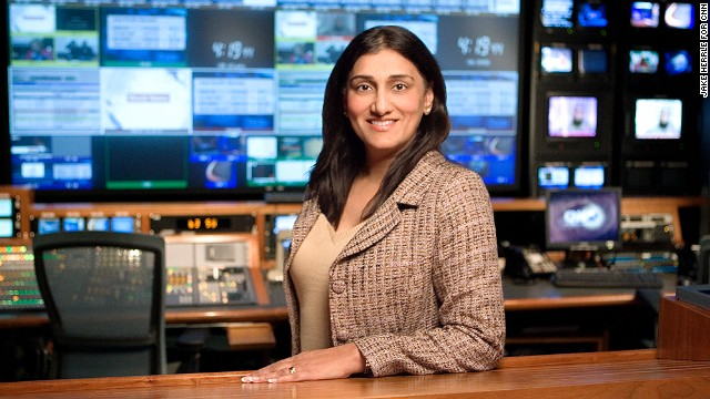 Rena Golden, who held top positions at CNN, died at age 51 after battling lymphoma for two years on March 21.