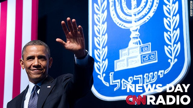 CNN Radio News Day: March 21, 2013