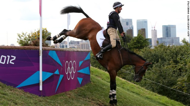 IRT flew many of the equestrian horses to London during the 2012 Olympic and Paralympic Games. &quot;Do they get jetlag? To be honest, we've got no idea because they can't tell us,&quot; said Chris Burke, IRT co-owner. 