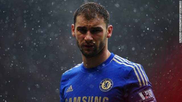 Serbia's captain is Branislav Ivanovic, the defender who was part of Chelsea's victorious Champions League campaign last season.