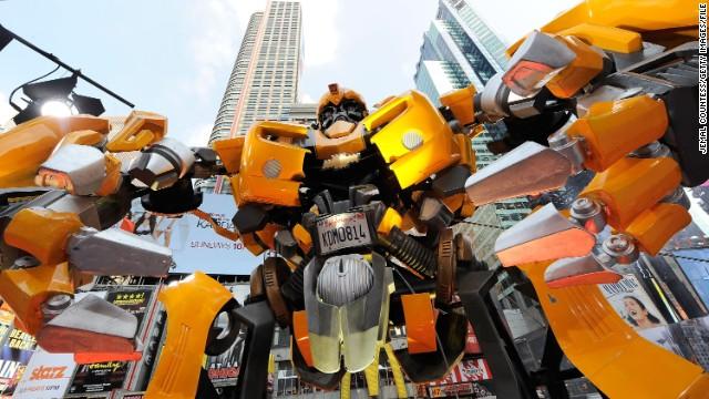'Transformers 4' plot details revealed