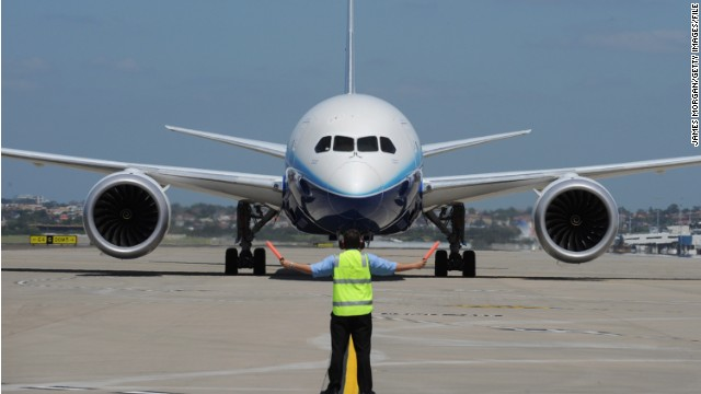 Boeing: 787 test flight 'uneventful'