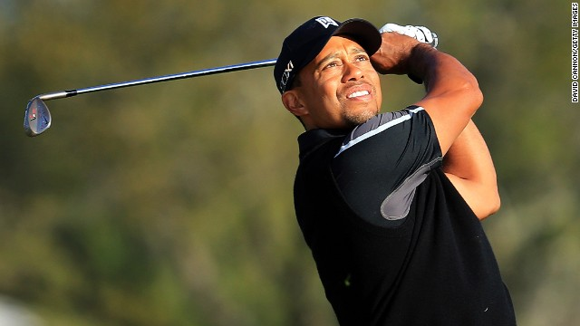Tiger Woods is looking for a victory at the Arnold Palmer Invitational that would take him to world No. 1.