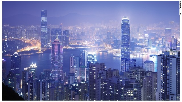 Hong Kong tiene la peor contaminación lumínica del mundo