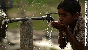 Opinion: An end to global thirst is in sight