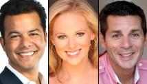 John Avlon, Margaret Hoover, Dean Obeidallah