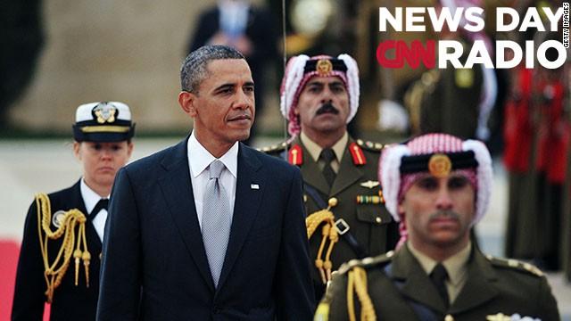 CNN Radio News Day: March 22, 2013