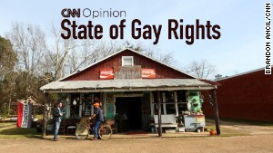 The county where no one's gay