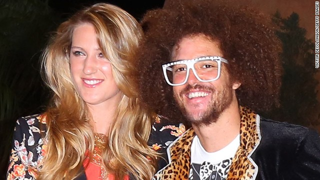 lmfao singer dating azarenka Redfoo's sax envy redfoo's sax envy by when asked how it felt to share his music video with a sax player, redfoo the lmfao rapper.