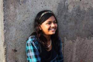 Rubina, una actriz entre montones de basura