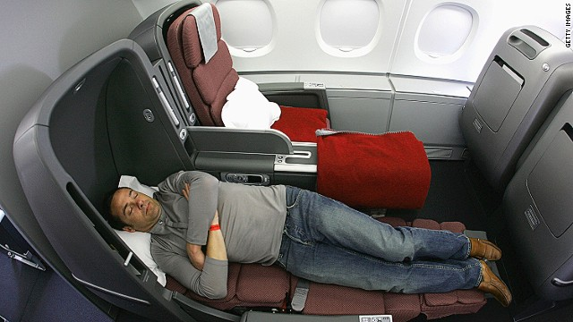 First-class vs. business: Worth it?