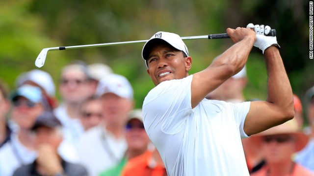 Tiger Woods regains the No. 1 spot in world golf rankings with a win at the Arnold Palmer Invitational on Monday, March 25. Here, he plays a shot at the tournament in Orlando on Sunday, March 24. Check out what Woods has been up to since the last time he was the top-ranked golfer nearly 2½ years ago: