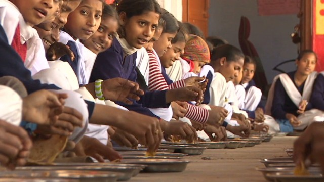 Feeding India's malnourished kids on an industrial scale